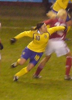 Hanna Ljungberg Swedish association football player