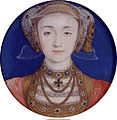 Hans Holbein the Younger - Anne of Cleves (Victoria and Albert Museum).JPG