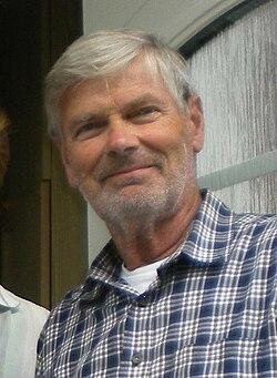 Hans Wahlgren, sommeren 2012.