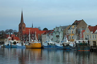 Als (island) - Sønderborg Harbour