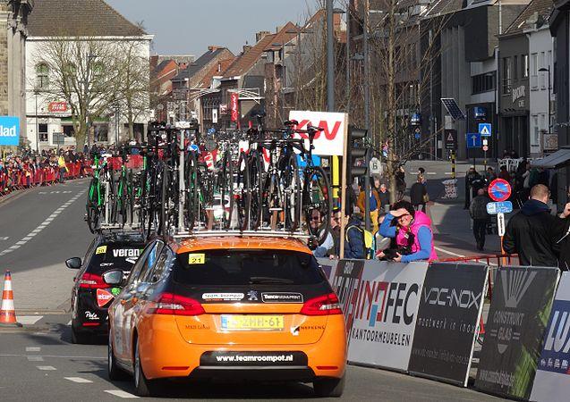 Harelbeke - Driedaagse van West-Vlaanderen, etappe 1, 7 maart 2015, aankomst (A23).JPG