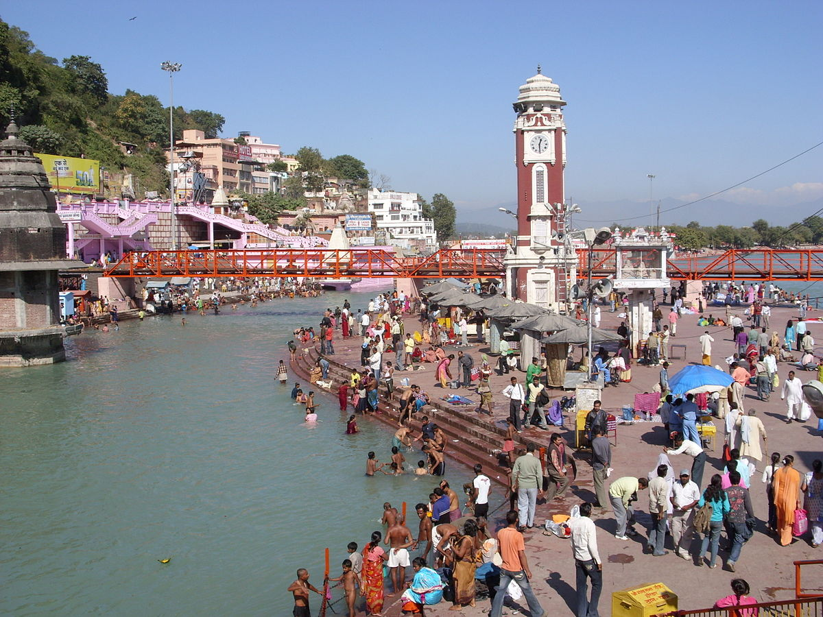 Haridwar Rishikesh Tour From Delhi By Bus
