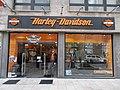 Harley-Davidson shop. - Budapest District V.JPG