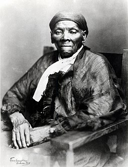Harriet Tubman portrait photo
