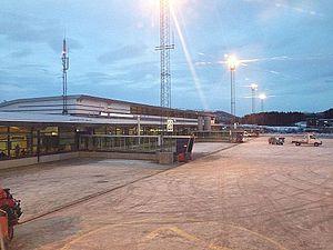 Harstad/Narvik Airport, Evenes - Image: Harstad, Troms fylke, Nord Norge (12267584645)