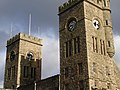Hartwood Asylum Towers - geograph.org.uk - 372199.jpg