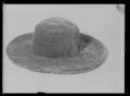 Hattöverdrag, Karl XI. Grön sammet - Livrustkammaren - 53316.tif