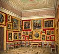 Hau. Interiors of the New Hermitage. The Study of Italian Art. 1860. 2.jpg