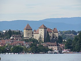 Image illustrative de l'article Château d'Annecy