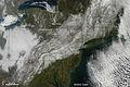 Heavy Snow in Northeastern United States - NASA Earth Observatory.jpg