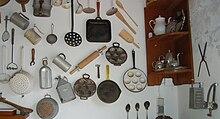 Liste von Küchengeräten – Wikipedia
