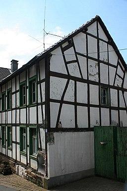 Klosterweg in Heimbach