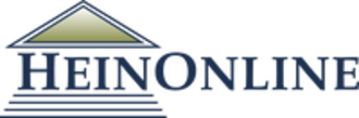 HeinOnline - ...a premier online legal history database...