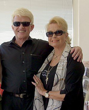 Hannelore Auer - Heino and Hannelore Kramm in 2008