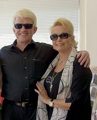 Hannelore Auer - Heino and Hannelore Kramm in 2008