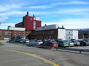 Helgeland Hospital Trust - Image: Helgeland hospital Rana 02