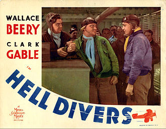 Wallace Beery - Image: Hell Divers 1932