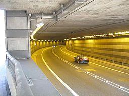 Hemelinger Tunnel in Bremen