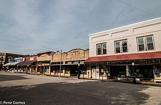 Hemphill, Texas City in Texas, United States