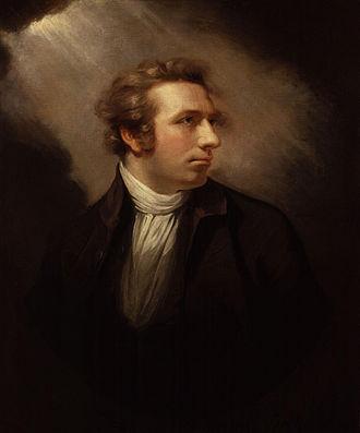 Henry Fuseli - Henry Fuseli, 1778. Portrait by James Northcote.