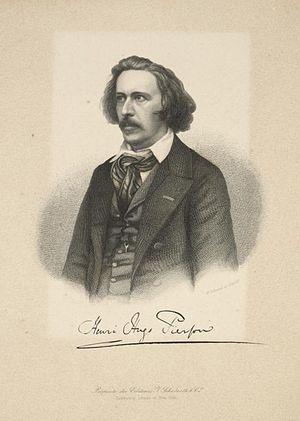 Henry Hugh Pierson - Henry Pierson