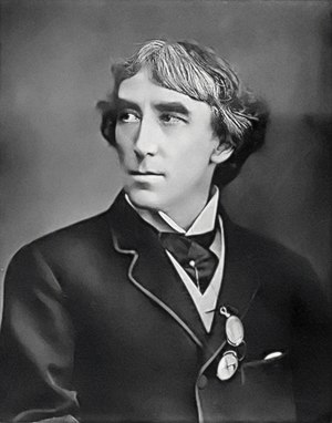 Actor-manager - Actor-manager Henry Irving