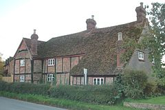 Henton cottages.JPG