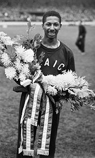Herb McKenley Jamaican Sprinter