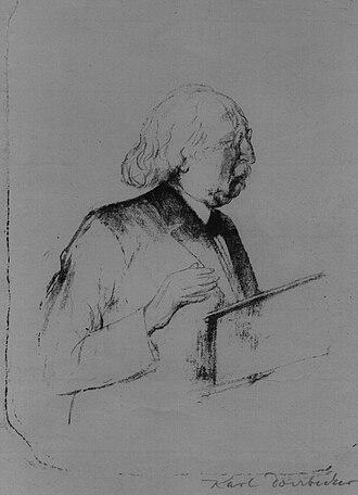 Hermann Cohen - Hermann Cohen by Karl Doerbecker