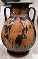 Hermonax, pelike con perseo che che mostra la testa di medusa a re polidette e altri, 465-460 ac ca., dalla banditaccia.jpg