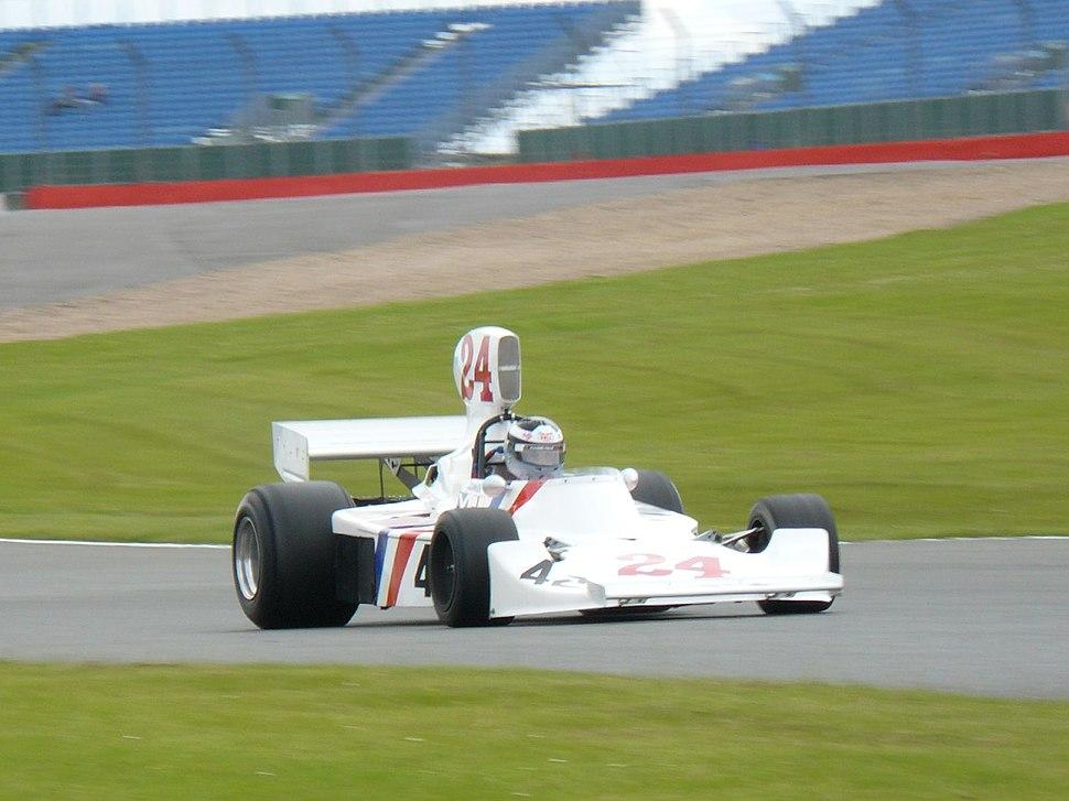 Hesketh 308 Freddie Hunt 2007