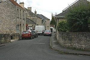 Timsbury, Somerset - High Street