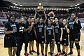 Hightower High School's girls basketball team, at the UIL state tournament; conference 5A.jpg