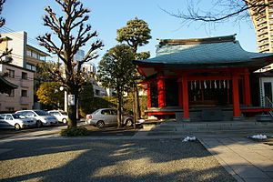 Hikawa shrine moto-azabu 1.jpg