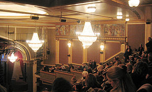Lyric Theatre (1998 New York City) - Auditorium