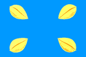 Flagge der Gemeinde Hilversum