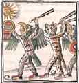 Historia general de las cosas de Nueva España vol. 1 folio 74v (cleared up).png