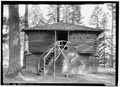 Historic American Buildings Survey, 1934. - Fort Yamhill, U.S. Highway 99, Dayton, Yamhill County, OR HABS ORE,36-DAYT,1-1.tif