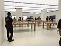 Hk Kwan tong apm mall shop Apple Store interior august 2017 02.jpg