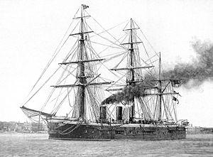 HMS Sultan (1870) - HMS Sultan