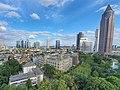 Hochhäuser in Frankfurt im Europa- und Bankenviertel.jpg