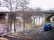 Hochwasser wuerzburg 022005