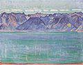 Hodler - Genfersee mit Blick auf die Savoyerberge - ca1906.jpeg