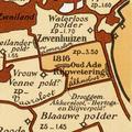 Hoekwater polderkaart - Drooggemaakte Akkersloot-, Hertogs- en Blijverspolders.PNG