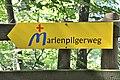 Hohenthurn Achomitz Marienpilgerweg Schild 18072012 544.jpg
