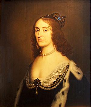 Honthorst Elisabeth Stuart