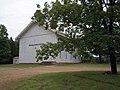 Hopewell Union Church in Trees.JPG