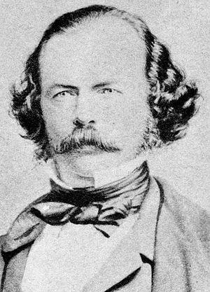 Horatio Wills - Horatio Wills circa 1850s