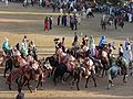Horsemen during the September 2016 Durbar in Kano - 2.jpg