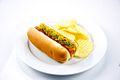 Hot Dog with Potato Chips (5076896684).jpg